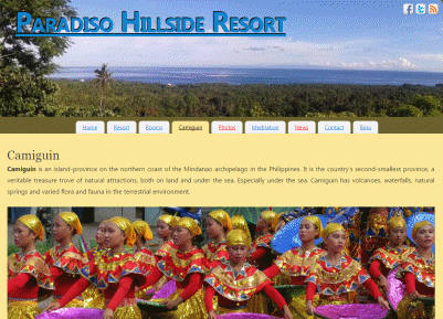 Paradiso Hillside Resort