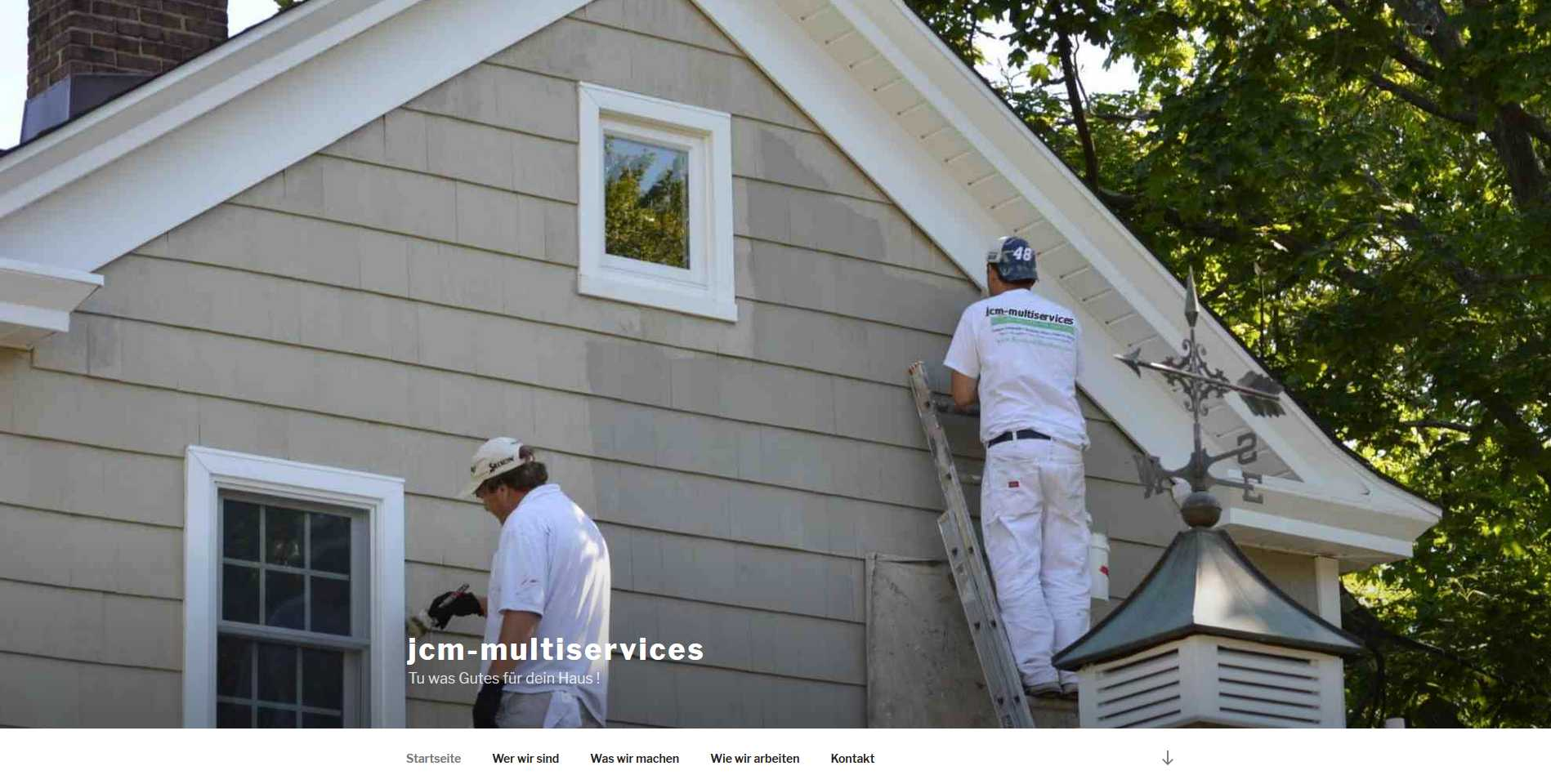 jcm-multiservices website