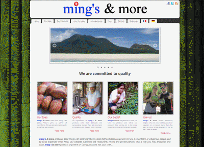 ming's & more - Fine culinary Art